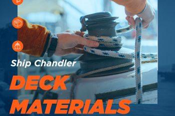 Ship Chandler Materiais para Deck