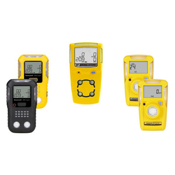 Detector de gases portáteis